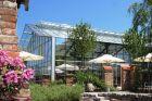 Ebenfalls auf dem Gelaende befindet sich das Museum der Gartenkultur