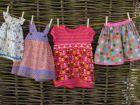 Handgefertigte Kinderkleidung - für Mädchen und natürlich auch für Jungs