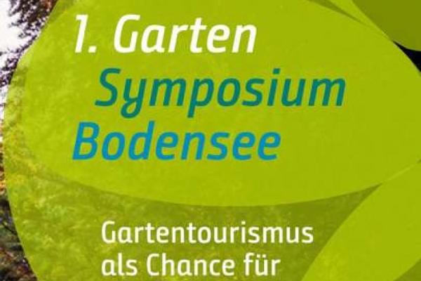 Hochkarätiges Gartensymposium